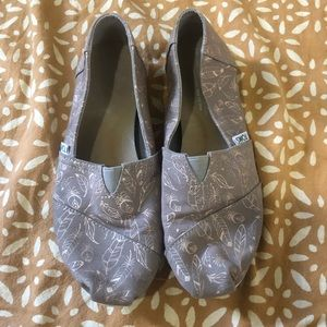 Rosegold Feather pre-owned Toms